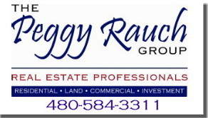 Peggy Rauch Group Real Estate Professionals Logo